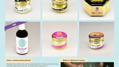 Raftul cu Miresme - Homepage