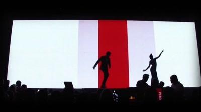 Sobranie - James Bond Dance Performance & Visuals