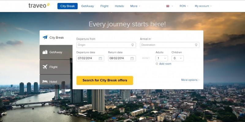 Criteriile de cautare ale destinatiilor turistice, reunite pe o singura platforma - Traveo