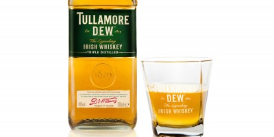 Noua campanie Tullamore D.E.W. semnata de ATELIER SAPTE