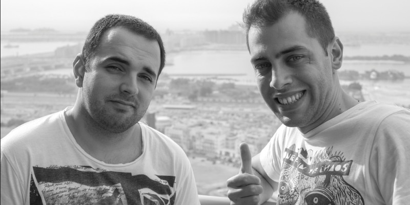 Poze din Dubai de la Andy si Lutzu