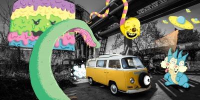 Autobaza - un proiect nascut din dragostea pentru busurile si broscutele Volkswagen