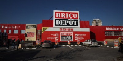 Primele 2 magazine Bricostore Romania transformate in Brico Depot