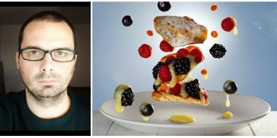 Bogdan Cioc: O fotografie culinara buna reuseste sa treaca peste logica privitorului si ajunge la partea primitiva a creierului