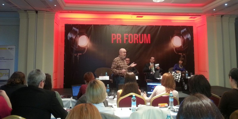 Paul Holmes (The Holmes Report): Ce e diferit si ce urmeaza sa se mai schimbe in PR