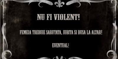 """Florin Calinescu sustine soferitele in cadrul campaniei """"Sa ne iubim in trafic"""""""