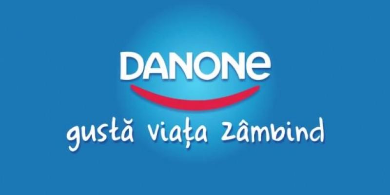 """""""Gusta viata zambind"""", noua platforma de brand Danone"""