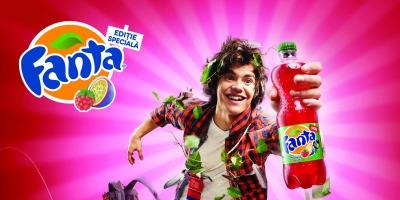 Fanta Zmeura si Fructul pasiunii, noua bautura din portofoliul Coca-Cola Romania