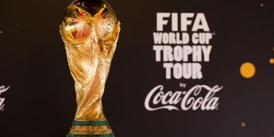 Trofeul Cupei FIFA a devenit #CupaTututor intr-o campanie integrata Coca-Cola