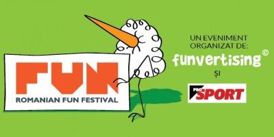 Romanian Fun Festival - un festival al bucuriei, lansat de Funvertising