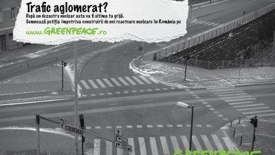 Greenpeace Romania - Trafic aglomerat