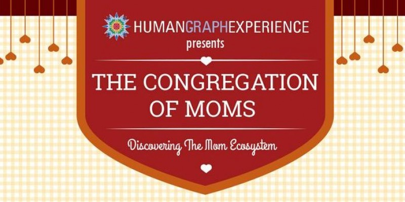 """Starcom a lansat infograficul """"The Congregation of Moms - Discovering The Mom Ecosystem"""""""