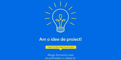 """Finantari de 200.000 de euro pentru proiectele inscrise in competitia """"Idei din Tara lui Andrei"""""""