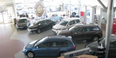 Un drum pe piata auto romaneasca, la volanul unui Volkswagen