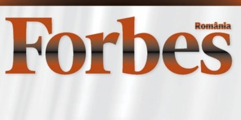 Forbes Romania organizeaza Conferinta Forbes ENERGY