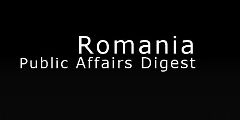 Grayling si Tuca Zbarcea si Asociatii au lansat Romania Public Affairs Digest