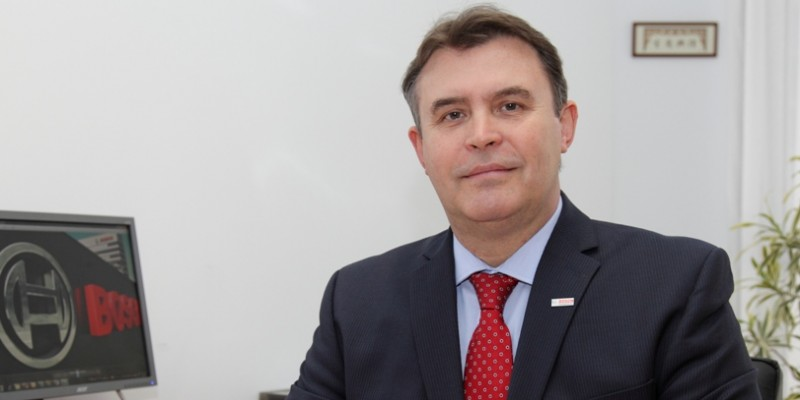 Mihai Boldijar este noul director general al Robert Bosch