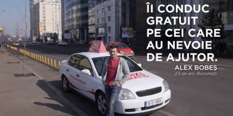 Coca-Cola spune, si pe plan local, povestile unor oameni obisnuiti care fac fapte bune