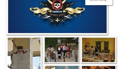 Nokia - Pirates party