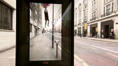 Pepsi Max - Unbelievable Bus Shelter