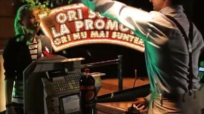Pepsi - Ori suntem la promotie, ori nu mai suntem (promotie Bucovina)