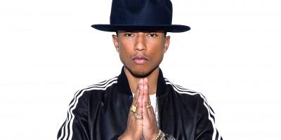 Pharrell Williams este cel mai nou membru al familiei adidas