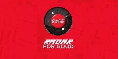 MRM, McCann Erickson Bucuresti si Coca-Cola au creat un Radar Pentru Bine