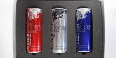 Red Bull lanseaza Red Bull Editions, cu trei arome noi