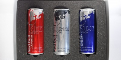 Red Bull lanseaza Red Bull Editions, cu trei arome noi