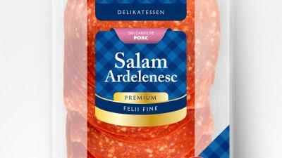 Reinert - Salam ardelenesc (packaging)