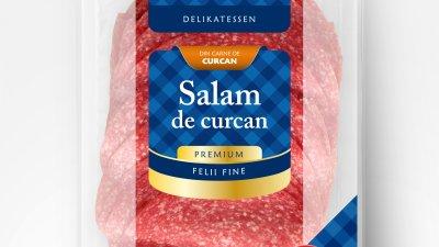 Reinert - Salam de curcan (packaging)