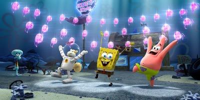 Cum a ajuns un studio de animatie din Romania sa-i dea viata lui SpongeBob in 4D