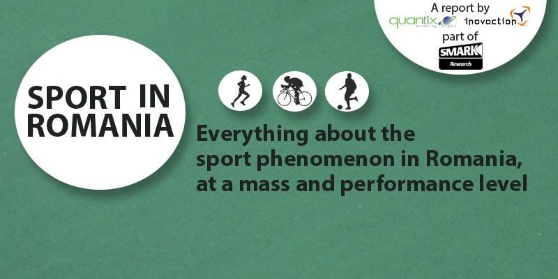 72% dintre romanii care practica sau vizioneaza sport sunt inclinati sa aleaga branduri care sustin sportul