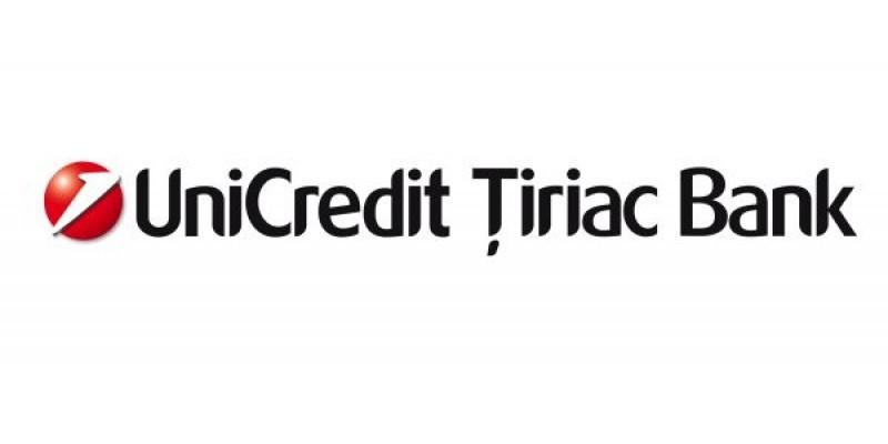 UniCredit Tiriac Bank a obtinut un profit net consolidat de 87,7 milioane lei (19,8 milioane euro) in 2013