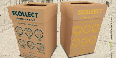 WoPA semneaza identitatea ECOLLECT, serviciu al Eco-Rom Ambalaje