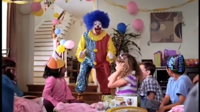 Walmart - Clown