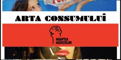[Noaptea Agentiilor – the inside story] Arta Consumului la Noaptea Agentiilor by creioneticul Andrei Bucurenci