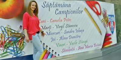 "Sase mari sportivi au marcat ""Saptamana campionilor"" la AFI Palace Cotroceni"