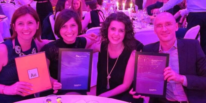 Storience, premiata la Transform Awards 2014