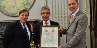 Eforturile de CSR ale Coca-Cola Romania, recunoscute de Ambasada SUA in cadrul Award for Corporate Excellence 2013