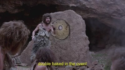 Bake Rolls - Caveman