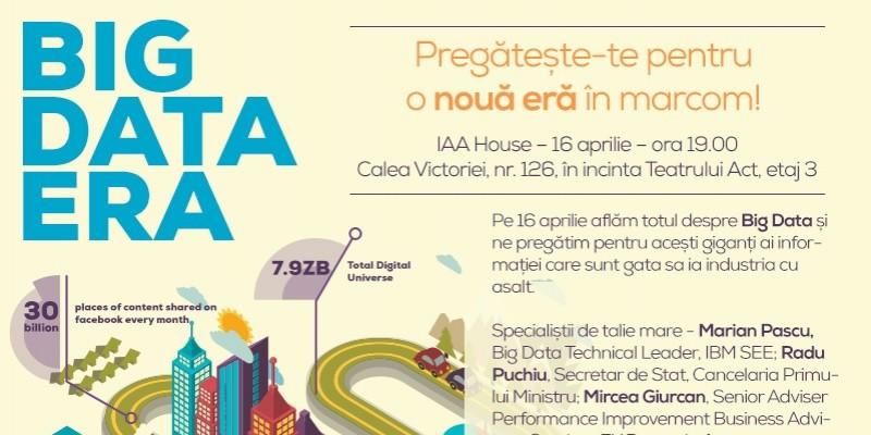 Seara IAA Young Professionals: Big Data Era