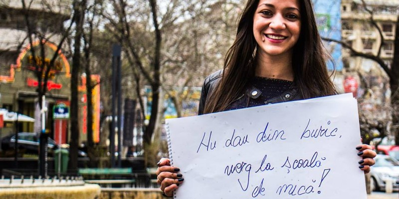 6 campanii cu si despre romi