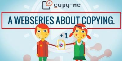 "Copy-me ne explica de ce ""a copia"" nu inseamna ""a fura"""