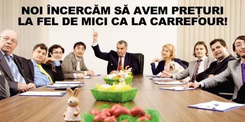 Carrefour ridiculizeaza concurenta, intr-o noua campanie semnata Publicis