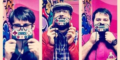 Crowd Control: un tobosar, un synth player si un creionetic cu ureche muzicala
