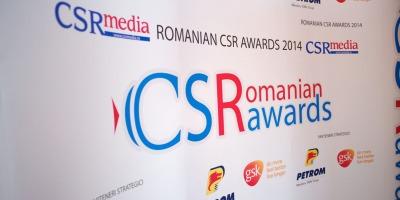 Proiectele castigatoare la a doua editie Romanian CSR Awards 2014