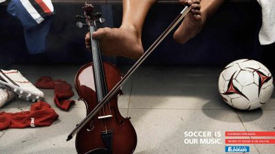 ESPN - Soccer is our music, 2