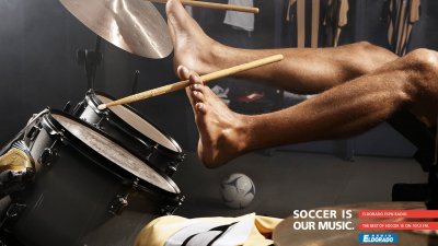 ESPN - Soccer is our music, 3