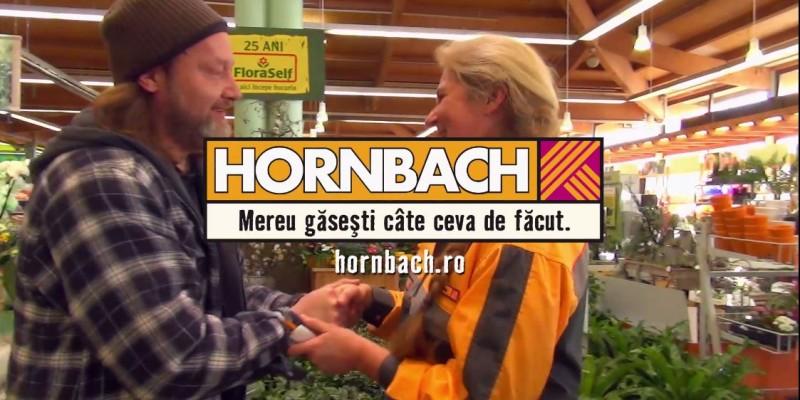 Hornbach anunta debutul campaniei sale publicitare de primavara